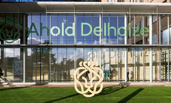Ahold Delhaize share buyback update May 16