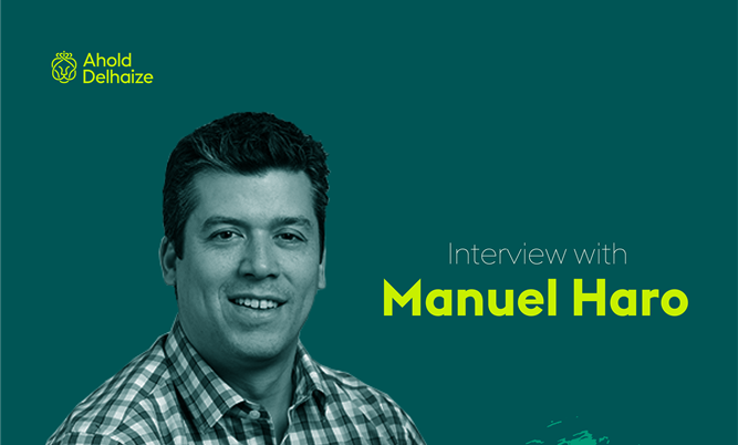 Interview with Manuel Haro for Hispanic Heritage Month
